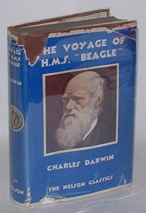 """Journal of Researches during the Voyage of H.M.S. """"Beagle"""": Darwin, Charles"""