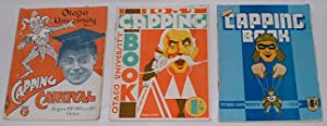 Otago University Capping Book. [6 Issues: 1920, 1932, 1938, 1939, 1945, 1951]: Otago University ...