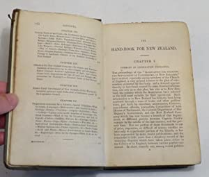 The Hand-Book for New Zealand: Consisting of the Most Recent Information Compiled for the Use of ...