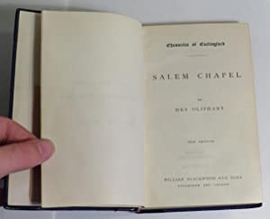 Chronicles of Carlingford: Salem Chapel: Oliphant, Mrs