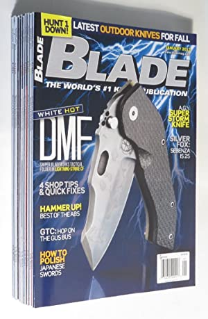 Blade [magazine]: The World's #1 Knife Publication [10 issues from 2013]