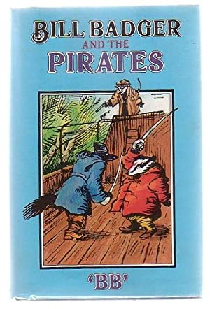 Bill Badger And The Pirates: BB'