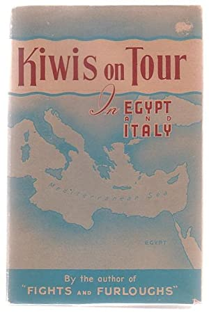 Kiwis On Tour In Egypt And Italy: Helm, A. S.