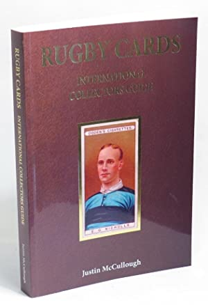 Rugby Cards: International Collectors Guide: McCullough, Justin
