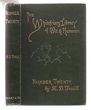 Number Twenty Fables And Fantasies: Traill, H. D.