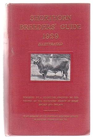 Shorthorn Breeders' Guide 1929