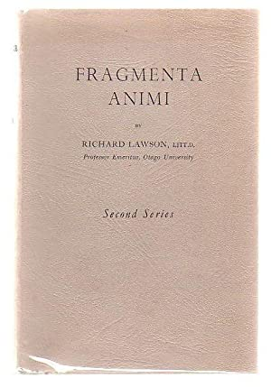 Fragmenta Animi: Second Series: Lawson, Richard