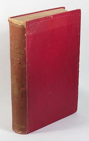 The Maori-Polynesian Comparative Dictionary: Tregear, Edward