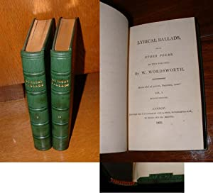 Lyrical Ballads, with Other Poems: Wordsworth, William
