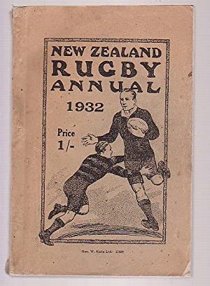 New Zealand Rugby Annual 1932