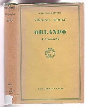 Orlando: A Biography: Woolf, Virginia