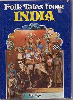Folk Tales from India: Miltner, Vladimir (retold by)