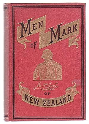 Men of Mark of New Zealand: Cox, Alfred