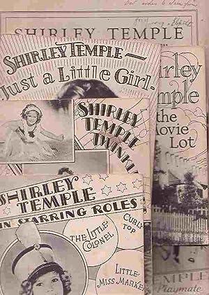 Shirley Temple - 6 Items: Shirley Temple: Shirley Temple]