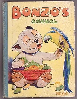 Bonzo's Annual [1950]: Bradley, Christine E.
