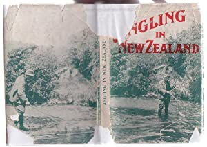 Angling In New Zealand: Rollett, F. Carr