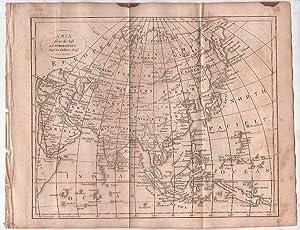 Map - Asia: Lizars, D.