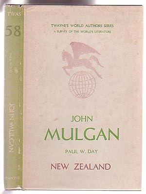 John Mulgan: Day, P. W.