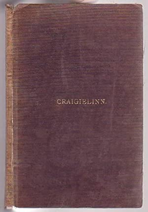 The Ayrshire Association Prize Story. Craigelinn: Renwick, F. E. ; edited by Vincent Pyke
