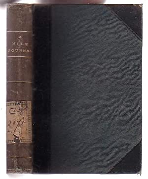 A Nile Journal: Appleton, T. G.