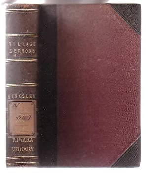 Twenty-Five Village Sermons [bound with one other]: Kingsley, Charles
