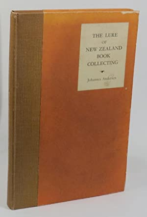 The Lure of New Zealand Book Collecting: Andersen, Johannes
