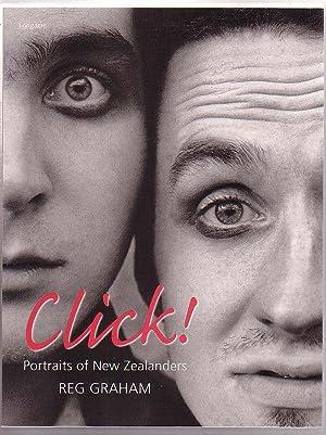 Click! Portraits of New Zealanders: Graham, Reg
