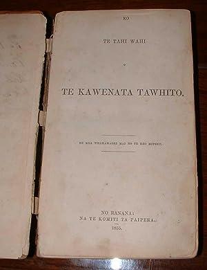 Ko Te Tahi Wahi O Te Kawenata Tawhito [Maori Bible - Old Testament, Judges to Psalms]: Maori Bible ...