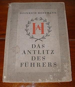 Das Antlitz des Fuhrers: Hoffmann, Heinrich (Professor)
