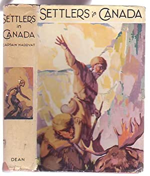 The Settlers in Canada: Marryat (Captain)