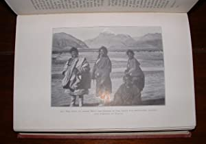 Trans-Himalaya: Discoveries and Adventures in Tibet. Three volumes.: Hedin, Sven
