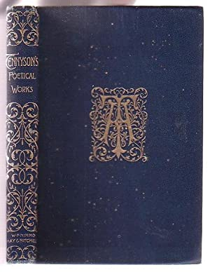 Poetical Works of Tennyson including In Memoriam,: Tennyson, Alfred Lord