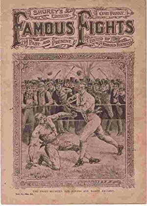Famous Fights. Past and Present. Shurley's Edition.: Furniss, Harrold (Ed.