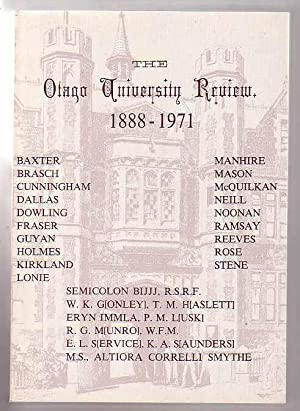 Review: 1888-1971: a Retrospective Anthology of the Literary Review Published Since 1888 by the ...