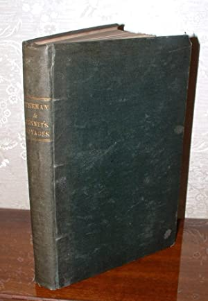 Voyages and Travels Round the World, by the Rev. Daniel Tyerman and George Bennet, Esq. Deputed ...