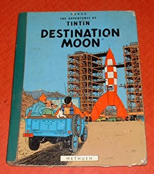 The Adventures of Tintin: Destination Moon: Herge