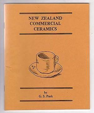 New Zealand Commercial Ceramics: Park, G. S.