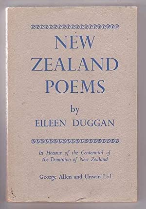 New Zealand Poems: Duggan, Eileen