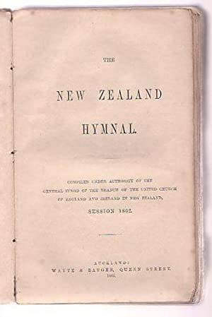 The New Zealand Hymnal: Church of England in New Zealand]