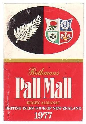 Rothmans Pall Mall Rugby Almanac British Isles