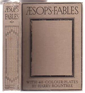 Aesop's Fables: Aesop; retold by Blanche Wilder