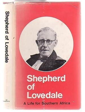 Shepherd of Lovedale: Oosthuizen, G. C.