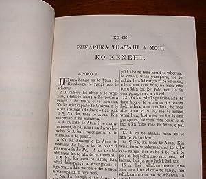 Ko Te Tahi Wahi O Te Kawenata Tawhito [Maori Bible - Genesis to Joshua]: Maori Bible [Genesis To ...