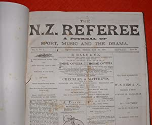 The N. Z. Referee: A Journal of Sport, Music and the Drama