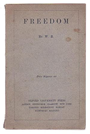 Freedom: B., W.