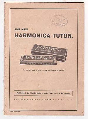 The New Harmonica Tutor: Hohner