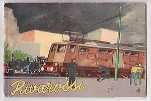Rivarossi General Catalogue [Model Railways / Electric: Rivarossi