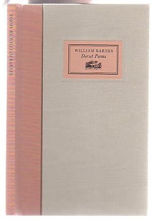 Dorset Poems: Barnes, William