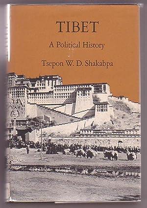 Tibet: A Political History: Shakabpa, W. D.