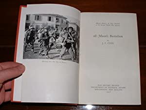 28 (Maori) Battalion [Series Title: Official History of New Zealand in the Second World War 1939-45...